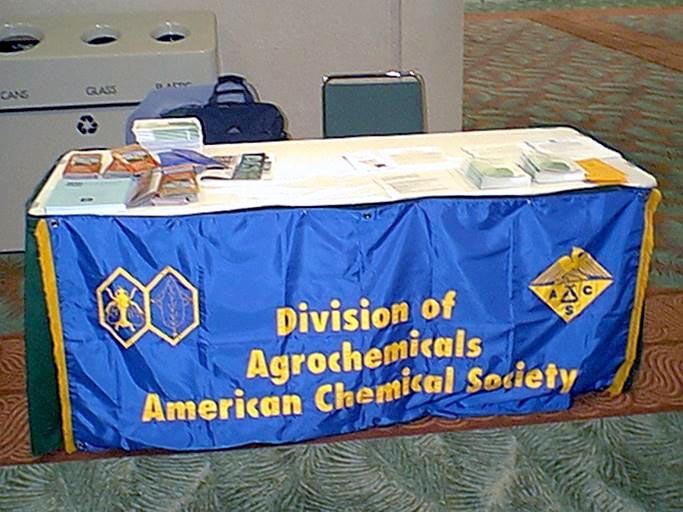 Full Division Status for Division of Pesticides