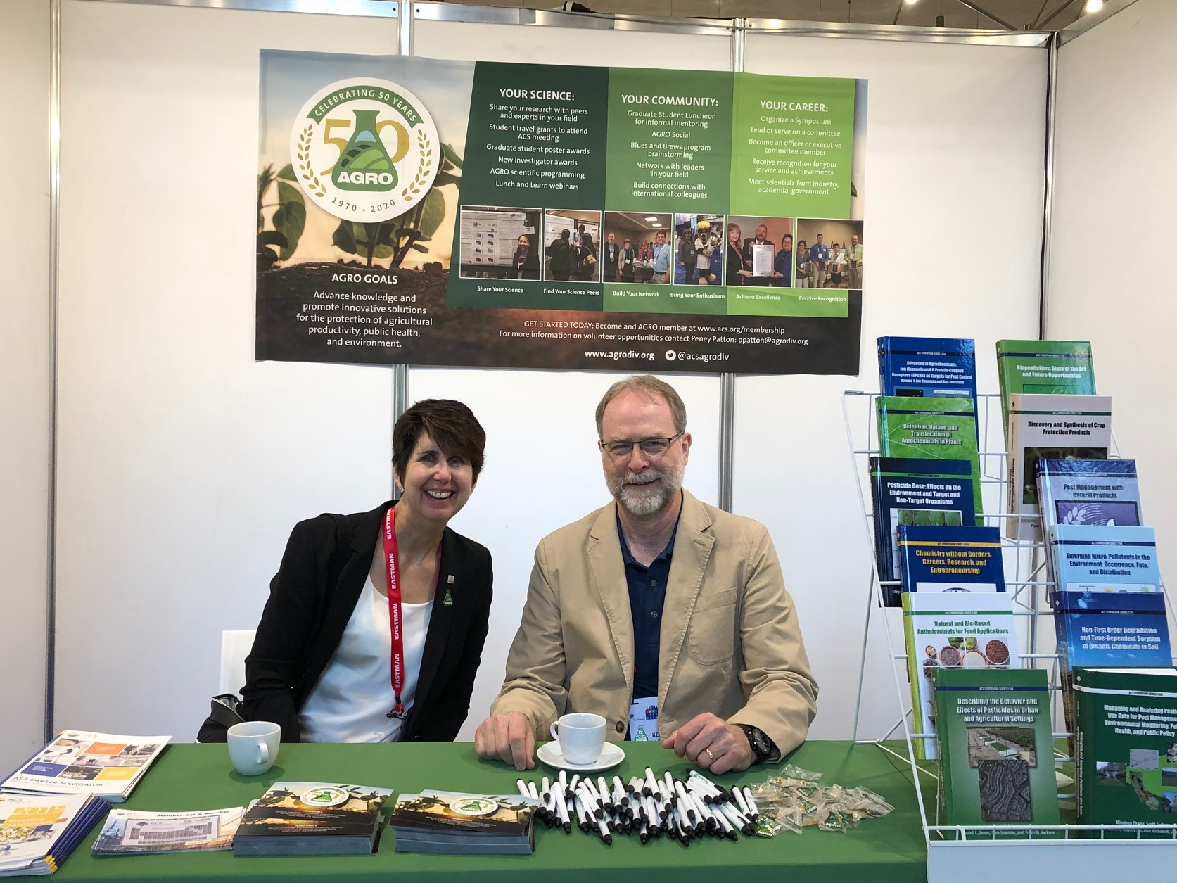 AGRO Comes To IUPAC In Ghent Belgium