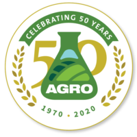 AGRO Launches New Anniversary Logo And Website To Celebrate 50 Years