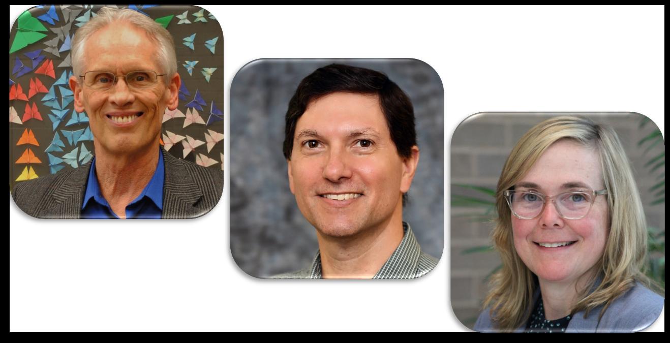 Three AGRO Members Named ACS Fellows